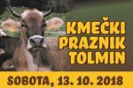 Kmečki praznik Tolmin - sobota, 13. 10. 2018
