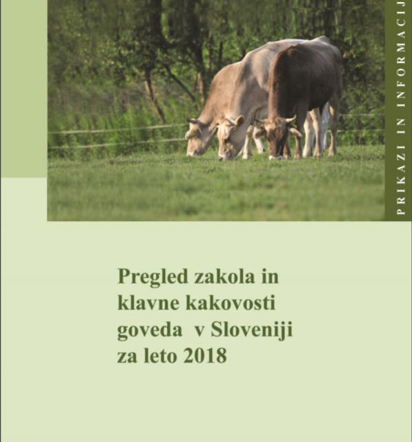 V publikacijo s področja zakola in klavne kakovosti so vključene tudi analize v pogojih ekološke reje