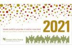 Želimo Vam blagoslovljene Božične praznike in srečno, zdravo ter uspešno novo leto 2021 !