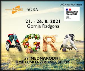 59. Mednarodni kmetijsko–živilski sejem 21. – 26. 8. 2021